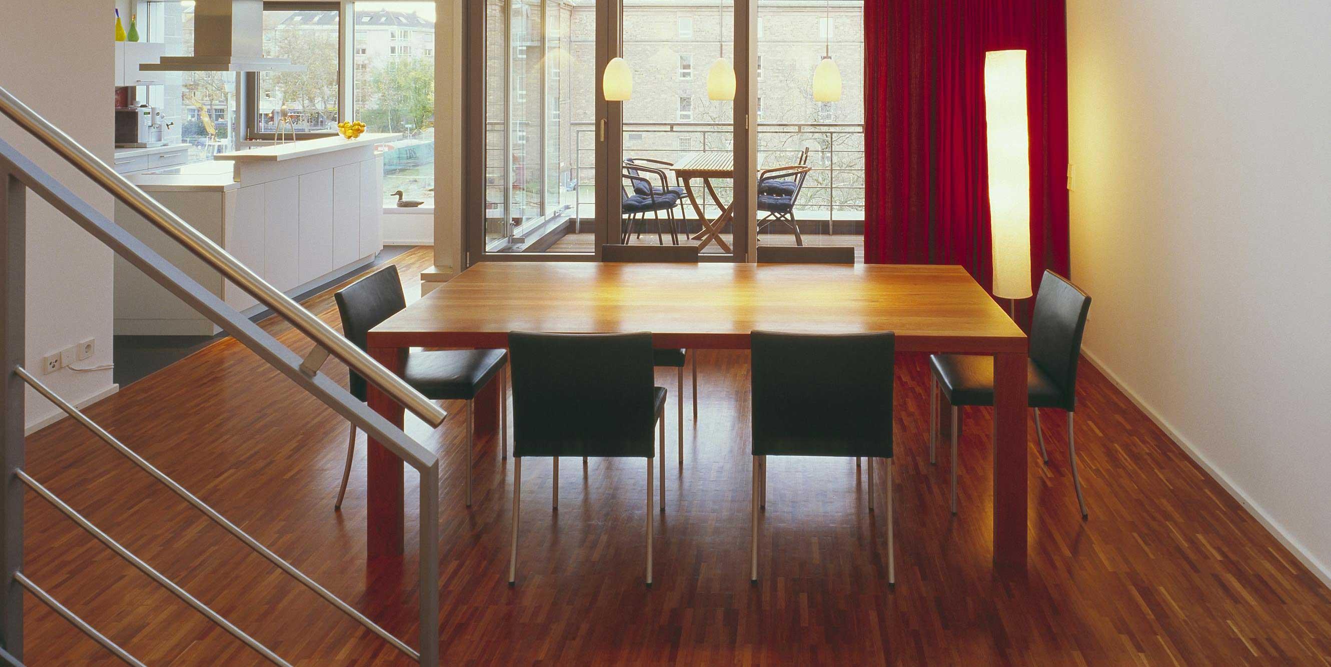 Innenausbau Wohnhaus -
